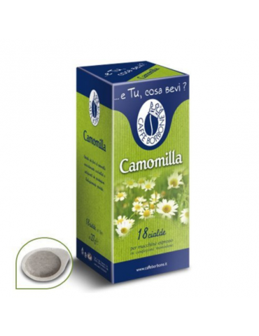 Chamomile Box of 18 pods